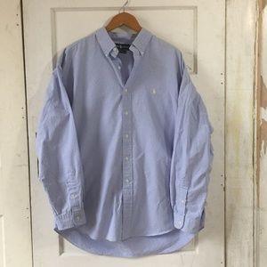 RALPH LAUREN Button Up Dress Shirt